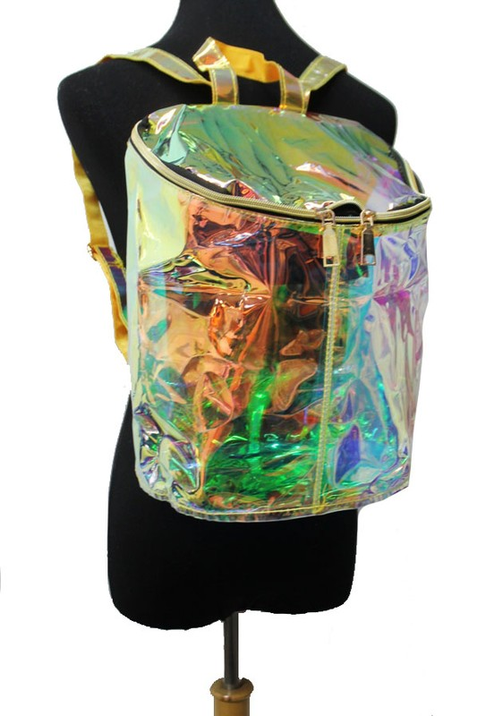Iridescent Fashion BackPack