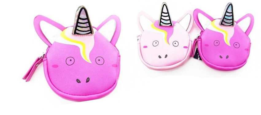 Mini Magical Unicorn coin Purse Charm