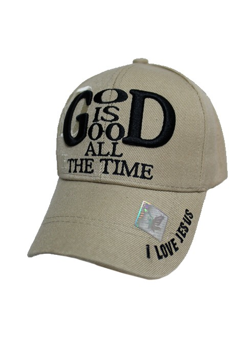 God Is Good Religious Design Baseball Cap