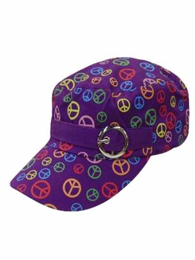 All Over Print Peace Sign