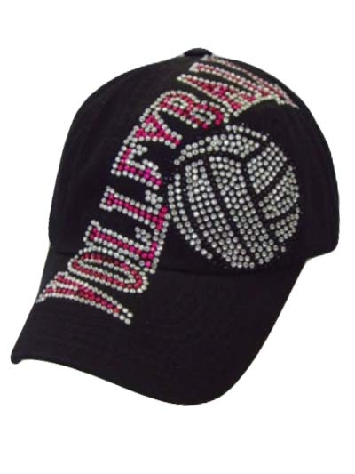 Volleyball Baseball Cap
