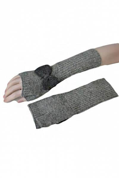 Arm Cover with Wool Super Softness Gloves