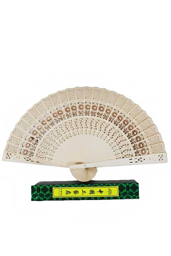 Classic Bamboo Oriental Novelty Fan