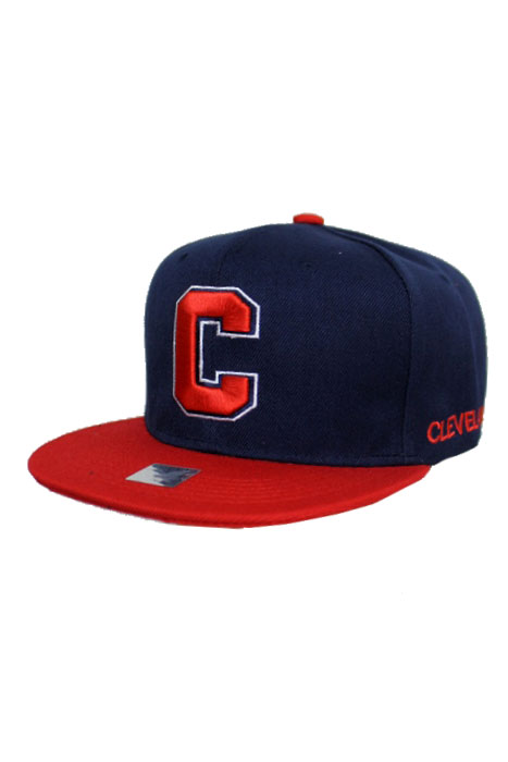 Chicago Cleveland And Carolina Initial Sport Color Themed Fashion Snap Back