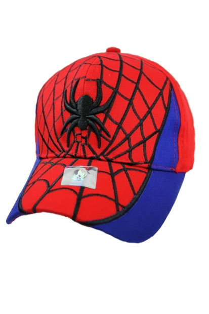 Spider Cotton cap