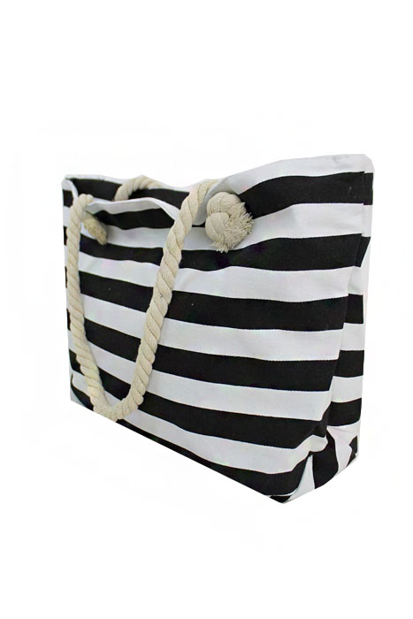 Fashion Infinite Tote Bag With rope Handle