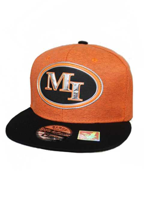 Miami Silver Chrome Patch With Under Bill Writing Street Wear Snap Back
