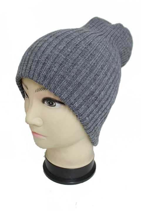 Fitted Long Ultimate Ribbed Knit Unisex Fashion Beanies
