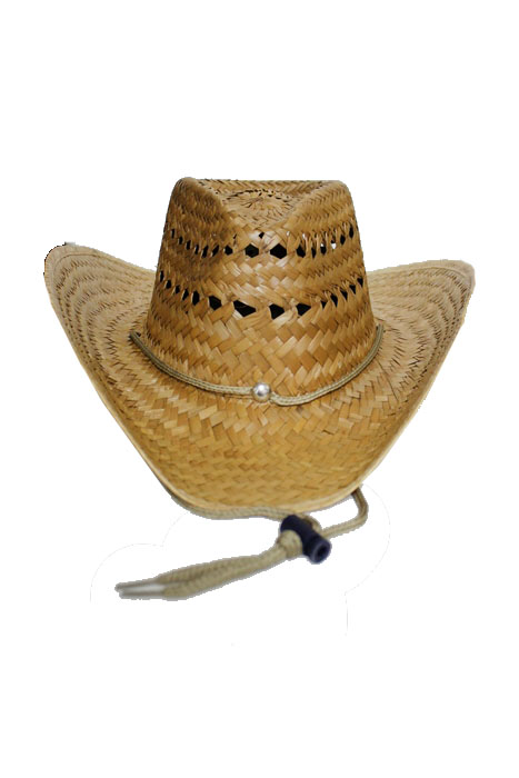 Strong Straw Cowboy hat Style