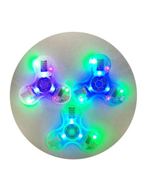 Bluetooth Music Enhanced Speaker Fidget Toy Spinner