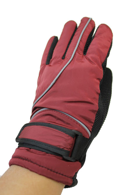 Waterproof Gloves for Women Thick Super Warm