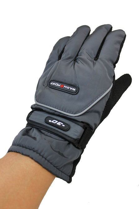 Waterproof Gloves for Men Thick Super warm