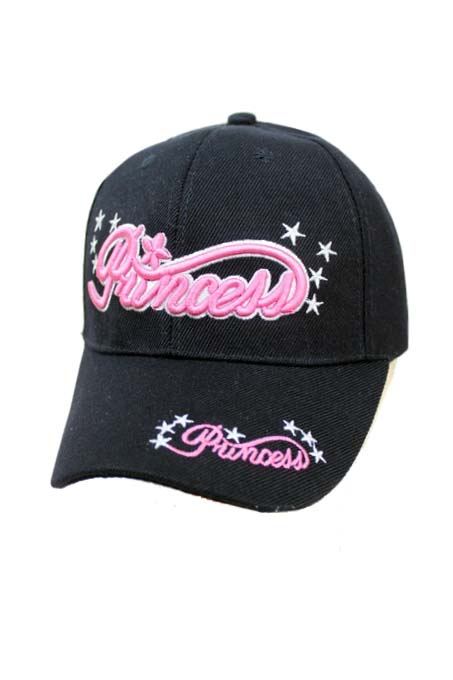 Princess Design Cap