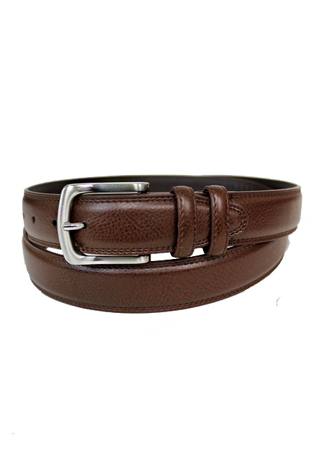 Men's Furnished Fine Crafted P leather Belt