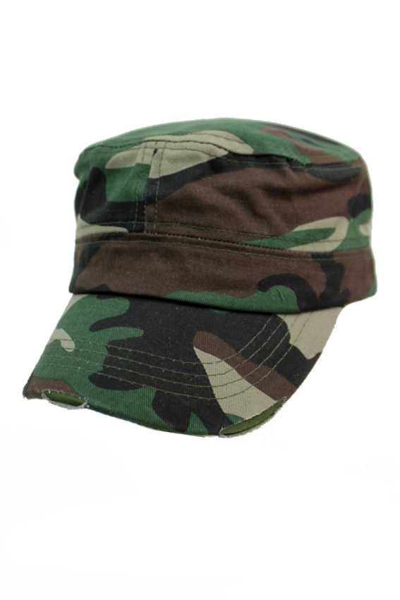 Vintage distressed Classic Fit Cadet Cap