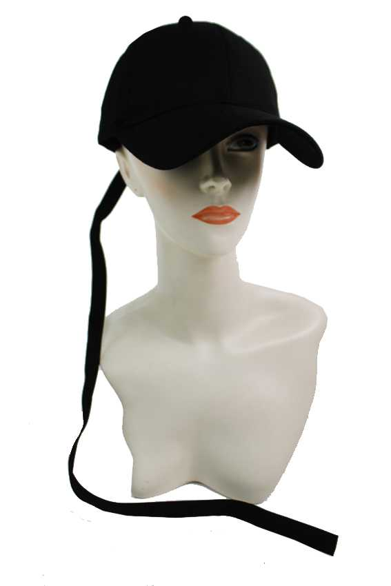 Fashion Unisex Long Strap Cap And Clip