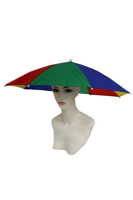 Colorful Umbrella Big Size Hat