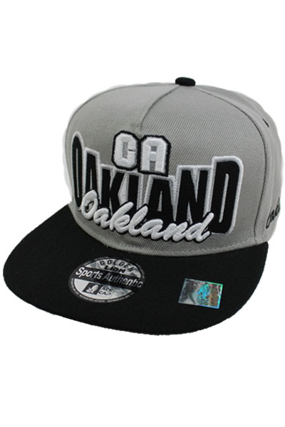 Oakland City Design Snap Back