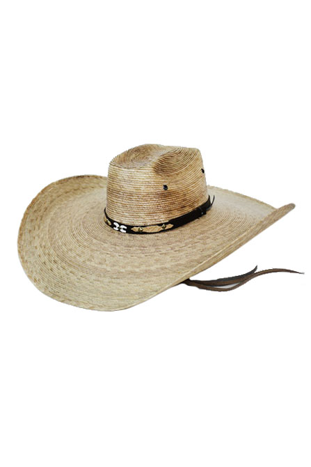 Genuine Resistant Heavy Duty Straw Summer sun Cowboy Hat