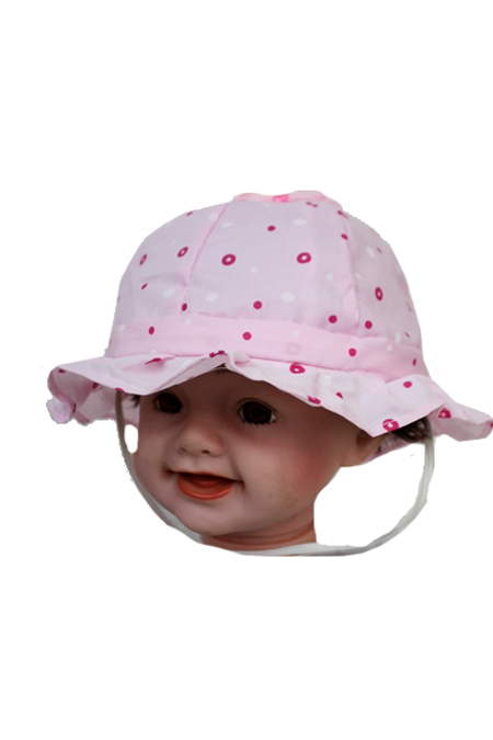 Little Polka dot Design Super Softness Baby Hat