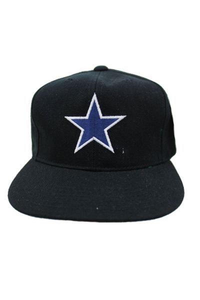 Dallas Cowboy License Kids and Junior Snap Back