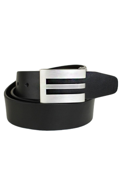 Open Buckle Reversible Men's Belts