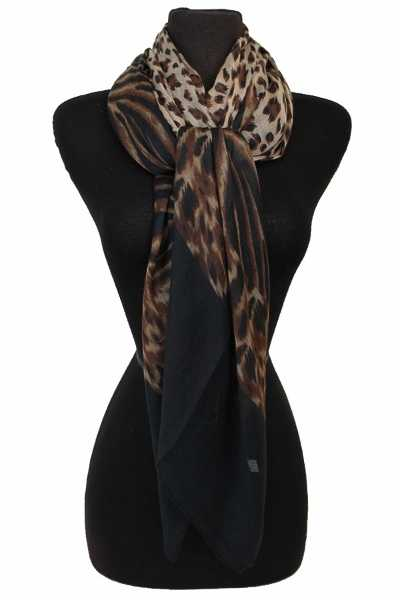 Safari Themed Softness Scarf