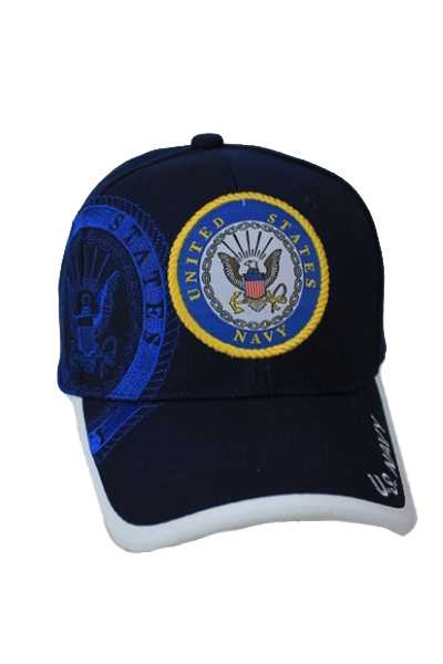 U.S.NAVY license cap