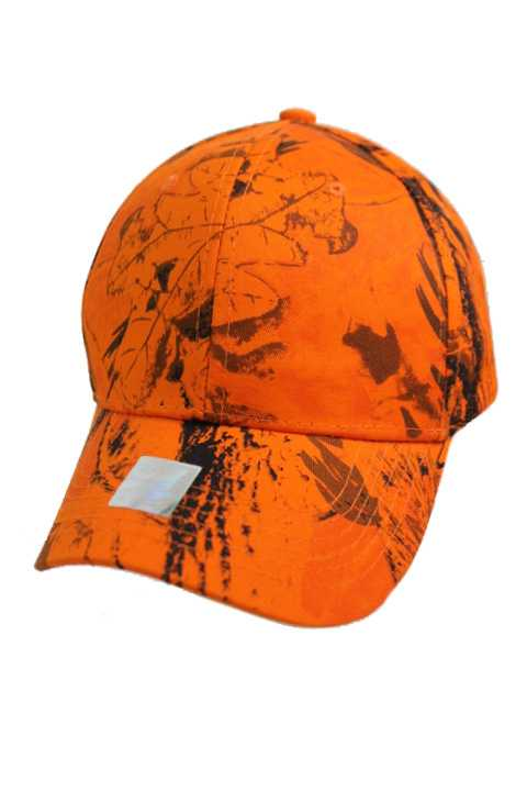 Classic Fit Cotton Hunter Printed Military Print Baseball Cap