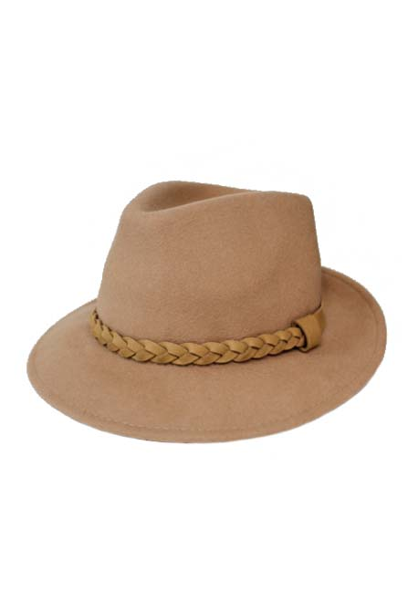 97b8c561821 Panama Style Insert-able Feather with Leather Twist Design Hat