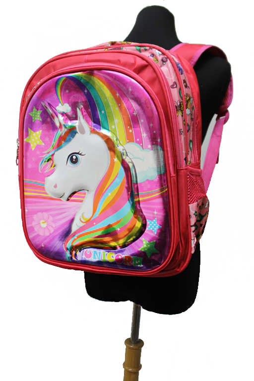 Unicorn Reflective Full Size Book Bag