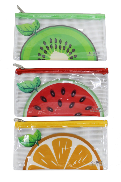 Fruity clear Pouch Small Baggy