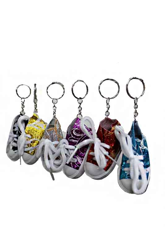Mini Shiny Footwear Silicon Charms