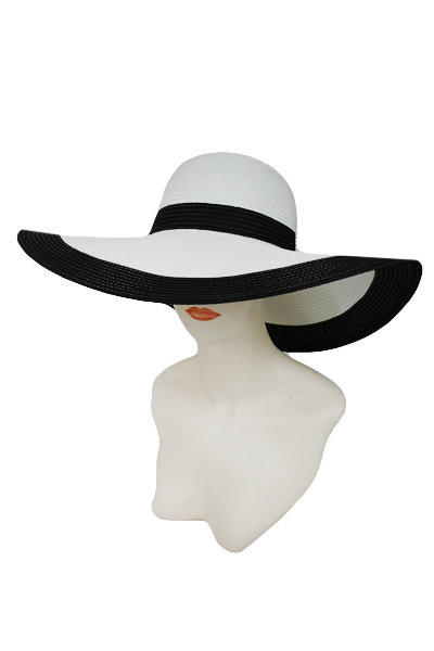 of a flamingo on its side, the Flamingo Toyo Straw Floppy Hat by the San Diego Hat Company will transport you to white sand beaches and turquoise waters. Featuring a classic sun hat design complete with a frayed brim's edge, the Flamingo Floppy has leisure and relaxation written all over it. Combine.