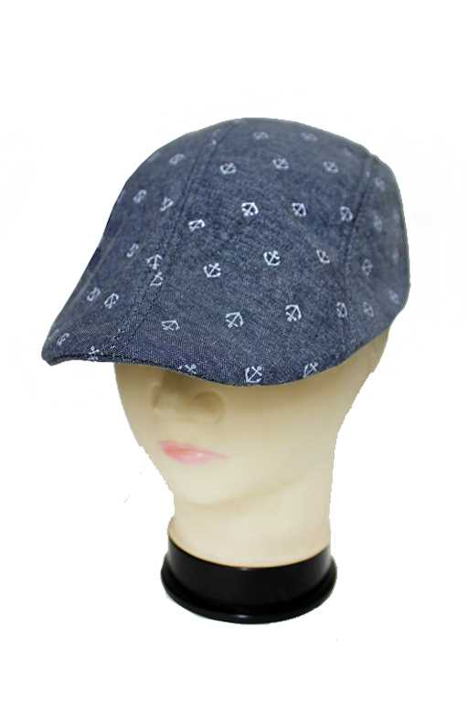 Anchor All Printed Linen Feel Ivy Hat