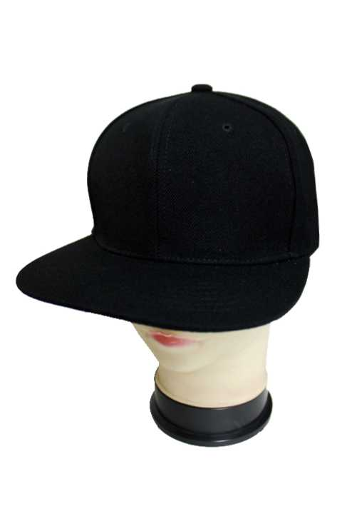 Plain Wool Soft Fabric High Quality Snap Back