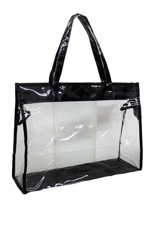Clear & Soft PVC Tote Bag