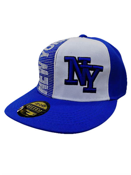 Two Tone NY Design Fitted