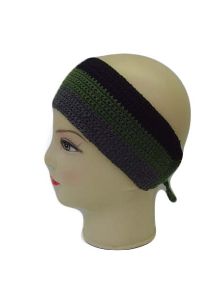 Tie Back Knitted Headband