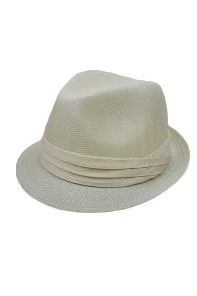 Elite Linen Casual Color Match Fedora