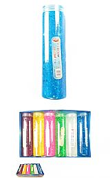 Goo Slime Gel Glittered Long Tube