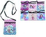 Little Mermaid Tie dye Collection Flat Pouch Cross Body Bags