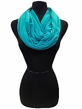 Scarves Soft And silky Multi-loop