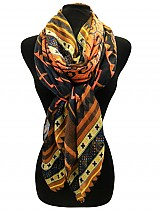 Aztec Chevron Scarves