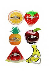 Fruit Shaped Phone Grip rings
