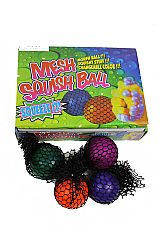 Mega Squish Ball Stress Goo Ball Toy