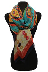 Missoni Aztec Pattern soft  scarf