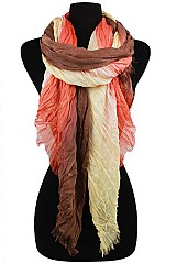 Tye Dye Soft Scarves & Wraps