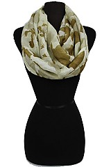 Butterfly Shadow Infinity Scarves