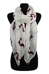 Fox Design Softness Scarf